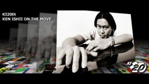 KEN ISHII ON THE MOVE