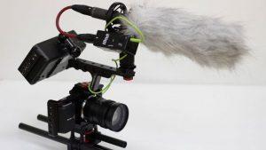 動画撮影時のマイク音声ノイズ対策