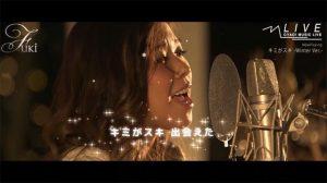 """FUKI"" 「GYAO! MUSIC LIVE」"
